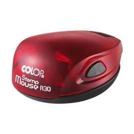 Stamp Mouse R30 ruby