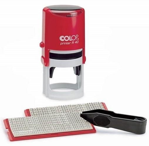 Colop Printer R40 set