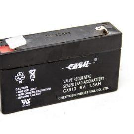 Аккумулятор 6V-1.3Ah