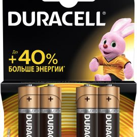 DURACELL AA 4 шт