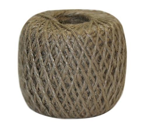 Шпагат джутовый полированный 1,2 ктекс, 150 м