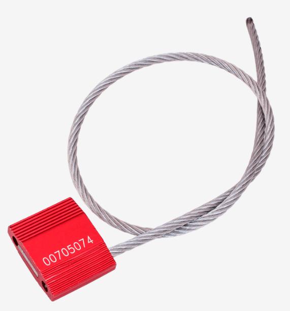 Пломба тросовая 5 мм